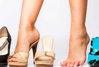 выбор обуви большого размера